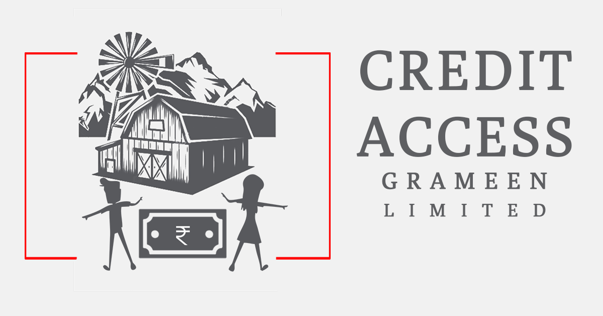 CreditAccess Grameen intro slide