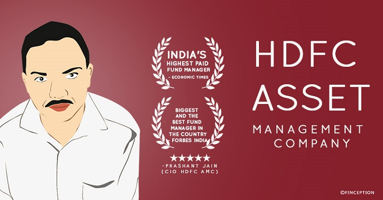 HDFC Asset Management Co. intro slide